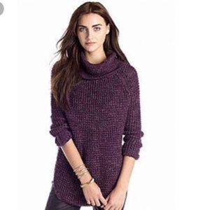 Free People Turtleneck Sweater - EUC